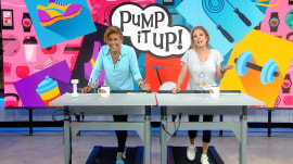 Kathie Lee and Hoda are here to pump you up!