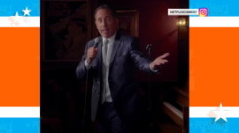 Take a first look at Jerry Seinfeld's new Netflix special