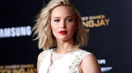 Jennifer Lawrence appears on cover of Vogue