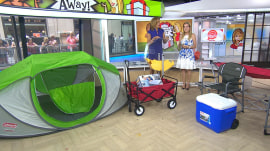 Give It Away: 5 lucky TODAY viewers receive $400 camping packages