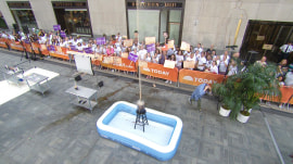See a giant soda Mentos geyser and other super science live on TODAY
