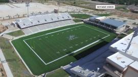Get a first look inside $70 million Texas high school football stadium