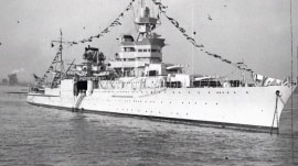 Long-lost USS Indianapolis wreckage found by Microsoft co-founder's crew