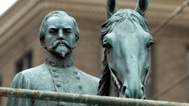 More Confederate monuments removed as emotional debate continues