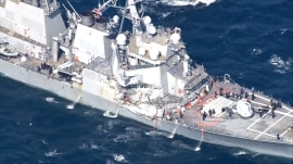 Was USS John McCain collision due to hacking?