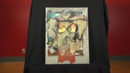 Priceless de Kooning painting returned over 30 years after it was stolen