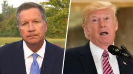 John Kasich on Trump and Charlottesville: 'Pathetic, isn't it?'