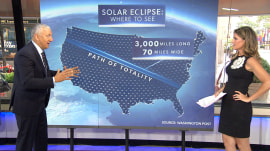 Solar eclipse: Ex-astronaut explains how to prepare, how to watch