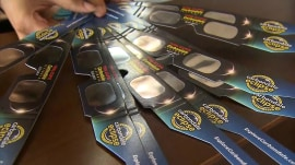 Solar eclipse glasses in short supply just days before the big event