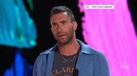 Adam Levine promises Maroon 5's 'final album' (he's only kidding!)