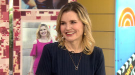Geena Davis: Sci-fi film 'Marjorie Prime' is about people, not technology