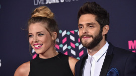 Thomas Rhett and his wife welcome their second child