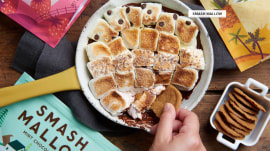 See s'mores reinvented for National S'mores Day: Cupcakes and (s')more