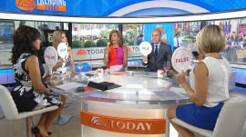 Does the shape of the glass really affect how wine tastes? TODAY anchors say…