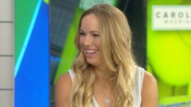 Tennis star Caroline Wozniacki talks about her nude magazine shoot
