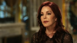 Priscilla Presley shares memories of Elvis at Graceland with TODAY