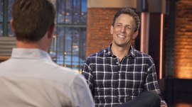 Seth Meyers: 'Late Night' has 'no chance to win' an Emmy