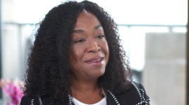 "'Scandal' and 'Grey's Anatomy' creator Shonda Rhimes"" 'Perfection is overrated'"