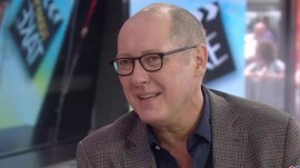 James Spader promises more surprises ahead on 'The Blacklist'