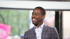 Sterling K. Brown talks about season premiere of 'This Is Us' (and his abs)