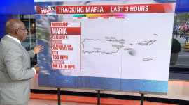 Hurricane Maria storm surge will be 'catastrophic,' Al Roker says
