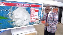 Will Hurricane Maria hit the East Coast?