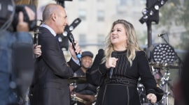 Kelly Clarkson explains the title of her new album 'Meaning of Life'