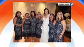 See the 6 women who went to a wedding wearing the same dress