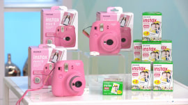 3 lucky TODAY viewers will win Fujifilm Instax Mini 9 cameras