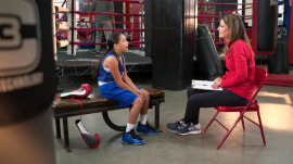 Meet 'JessZilla,' the 11-year-old girl boxer with a mean one-two punch