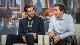 Jake Gyllenhaal and Jeff Bauman talk about inspiring new film 'Stronger'