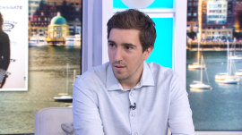 Boston Marathon bombing survivor Jeff Bauman on new biodrama 'Stronger'