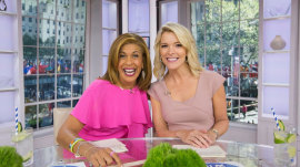 Watch Hoda Kotb and Megyn Kelly play 'Never Have I Ever'