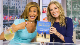 Kathie Lee has a new book coming out: 'The Rock, the Road, and the Rabbi'