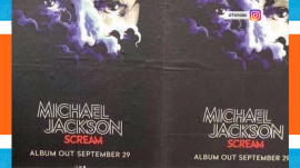 Is a new album by Michael Jackson coming out?
