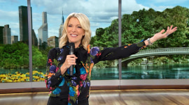 Megyn Kelly gives an exclusive behind-the-scenes tour of her studio