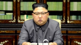 North Korea's Kim Jong Un calls Trump 'mentally deranged U.S. dotard'