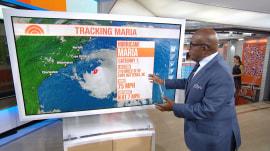 Hurricane Maria: Wind, rain, flooding expected along North Carolina coast