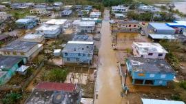 Hurricane Maria: Dam in Puerto Rico is in danger of failing