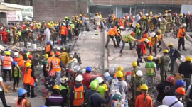 TODAY's headlines: Mexico earthquake rescues, North Korea tensions