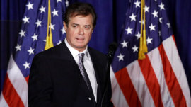 Ex-Trump campaign chairman Paul Manafort reportedly facing indictment
