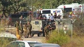 Palestinian gunman kills 3 Israelis in West Bank, police say