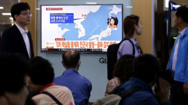 Earthquake detected in North Korea near nuclear test site