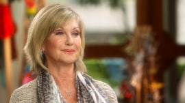 Olivia Newton-John opens up about her breast cancer recurrence