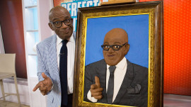 See what Al Roker looks like made out of Play-Doh