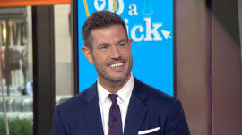 Daily Mail TV has a 'broad spectrum,' host Jesse Palmer says