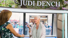 Dame Judi Dench on her new film 'Victoria and Abdul' (and learning to rap)