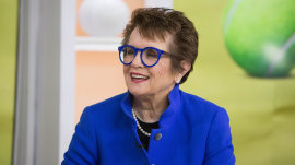 Billie Jean King on 'Battle of the Sexes': Bobby Riggs 'was one of my heroes'