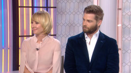 Anne Heche and Mike Vogel: 'The Brave' is 'more Jason Bourne than G.I. Joe'