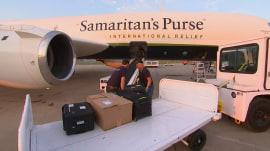 Charity group Samaritan's Purse helping hurricane-battered Puerto Rico